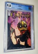 🔥🔑🔥 Canto 1 Cgc 9.8 Idw Press - 1st Print - Rare Af 2019 -optioned Movie