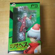 Used Persona 3 P3 Elizabeth Xmas Costume 1/8 Scale Painted Figure Ques