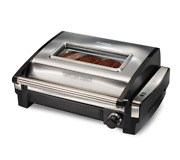 New 1200w Stainless Steel Indoor Searing Grill Non-stick Plate Lid Drip Tray Bbq