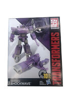Transformers Generations Exclusive Cyber Battalion Class Shockwave New Misb