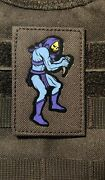 Tactical Outfitters Eds Manifesto Sneak Reaper Eskeletor Laser Cut Morale Patch