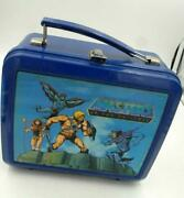 1983 Masters Of The Universe Lunchbox No Thermos