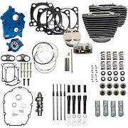 Sands Cycle Power Package Chain Drive Water Cooled Highlighted Fins For M8