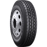 4 New Firestone Fd692 285/75r24.5 Load G 14 Ply Drive Commercial Tires