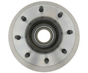 Disc Brake Rotor And Hub Assembly-r-line Front Raybestos 680639r
