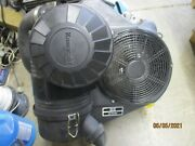 Used/remanned 22hp Kawasaki Twin Cyl. Engine/from A Zero Turn Commercial Unit