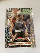 92-93 Shaquille Oandrsquoneal Beam Team Card Mint Condition