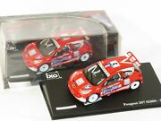 1/43 Peugeot 207 S2000 Sata Rally Acores / Azores Portugal 2012 3 B.bouffier
