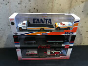 M2 Machines Coke Haulers Tw09 Set Chase Chevy Squarebody Mustang And Charger