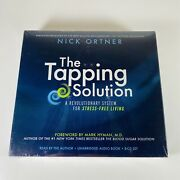 Nick Ortner The Tapping Solution For Stress Free Living Audio Cd 8 Disc Set