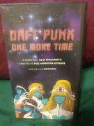 Daft Punk One More Time Promotional Promo Vhs Tape Virgin Records Music Video