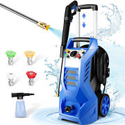 3800psi Electric Washer High Pressure Power Washer Machine For Cars Fence Patio