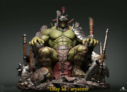 Released 2022 Queen 1/4 Throne Of Hulk Limited Statue Collectible Figure Model