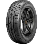 4 New Continental Contipremiumcontact 2 205/55r17 91v Oe Performance Tires