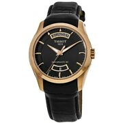 New Tissot Couturier Automatic Day-date Rose Menand039s Watch T035.407.36.051.01