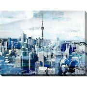 Ppi Studio Toronto, Ontario 1 Giclee Stretched Canvas Wall Extra Large