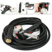 Dc24v 33ft10m 33 Feet Toothed Mig Spool Gun Wire Feed Aluminum Welder Torch