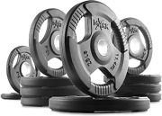 Xmark Olympic Plates, Pairs And Sets, Olympic Weight Plates, Rubber Coated Olymp