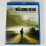 The Walking Dead Complete Second Season 2 Blu-ray Disc 2012 4-disc Set New