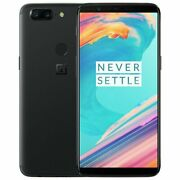 Android Oneplus 5t Dual Sim 4g Lte Octa-core 64gb / 128gb Rom Cellphone 6.01