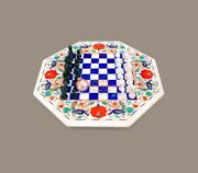Marble Chess Board With Marble Chess Pieces Christmas Gift For Chess Lover Gifts