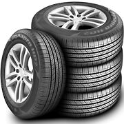 4 New Hankook Dynapro Hp2 265/60r17 108v A/s Performance Tires