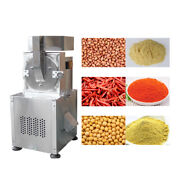 Grain Corn Flour Spices Cereal Coffee Beans Dry Food Mill Grind Powder Machine