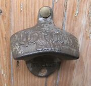 Old Rare Wall Bottle Opener Beer Cerveza Corona Extra Made In Mexico 1930´s