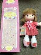 1988 Precious Moments February Doll Of The Month 2nd Edition Nib
