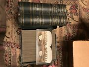 Keystone Stereoview Collection Tour Of The World, Complete Set, 12 Vols