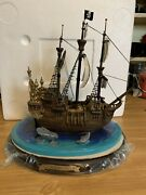 Wdcc Peter Pan The Jolly Roger Enchanted Places Big Ship