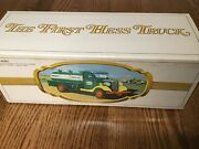 1982/83 The First Hess Truck In Box