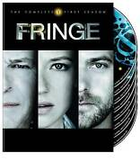 Fringe - The Complete First Season Dvd, 2009, 7-disc Set - Like New -d4