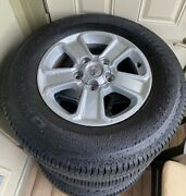 Toyota Tundra Parts Wheels Tires Rims Stock Oem Package Steel 18andrdquo
