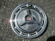 One Genuine 1965 Chevy Impala Chevelle Super Sport Spinner Hubcap Wheel Cover