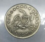 1845 R. Soulsby Md-159gs R-8 Vouxhall - Baltimore, Md Merchant Token