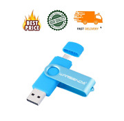 32gb Photo Stick Flash Drive 3 In 1 Usb Picture Keeper For Android Pc Smartphone