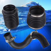 Bellows Kit For Volvo Penta Aq200 250 270 275 Exhaust + Drive Bellow Water Hose