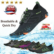 Water Shoes Quick Dry Barefoot For Swim Diving Surf Aqua Sport Beach Vaction-usa