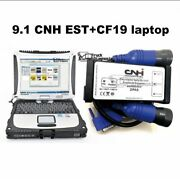 Tough-book Cf19 For Cnh Est Diagnostic Tool With New Holland Case Agriculture