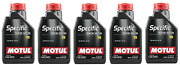 Motul 5l Engine Oil Specific 0w30 100 Synthetic Recommended For Car Skoda