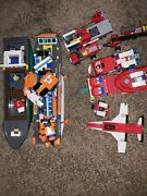 Legos Lot Over 10 Thousand Legos/ 100 Lego Figures Great For Kids