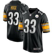 Pittsburgh Steelers Merril Hoge 33 Nike Menand039s Nfl Game Retired Player Jersey