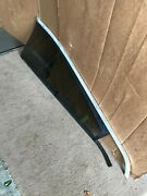 Windshield Glass Segment Number 1 From 1988 Bayliner Capri 1750 Ford 2.3l 4 Cyl