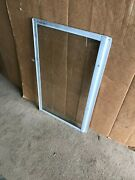 Windshield Glass Segment Number 4 From 1988 Bayliner Capri 1750 Ford 2.3l 4 Cyl
