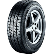 4 New Continental Vancowinter 2 205/65r16c Load D 8 Ply Commercial Tires