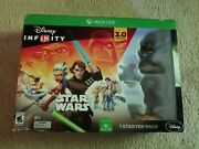 Disney Infinity Star Wars 3.0 Edition Starter Pack For Xbox One New - T510