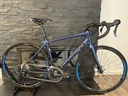 Super Clean 2019 Norco Valence Disc Road Bike 55.5cm Carbon Shimano 105 11 Speed