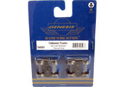 New Athearn Genesis G4593 Caboose Truck W/late Generator Ho 1 Pair Free Us Ship