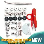 27× Industrial Needle Sewing Flat Car Machine Accessorie Parts For Juki Ddl-8700